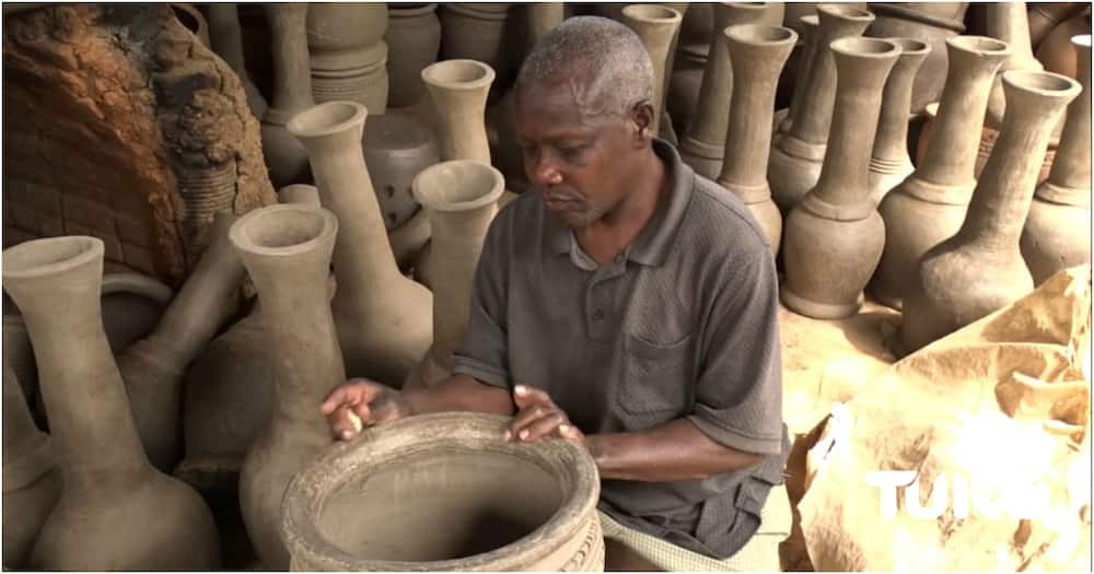 Kakamega: Ilesi pottery taking the glory of once famous crying stone