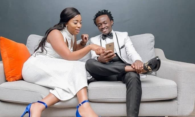 Bahati recalls growing up with self-esteem issues, thanks God for beautiful blended family