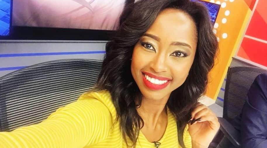 13 stunning photos of Sharon Machira journalist behind hilarious BBC story on Jane Mugo