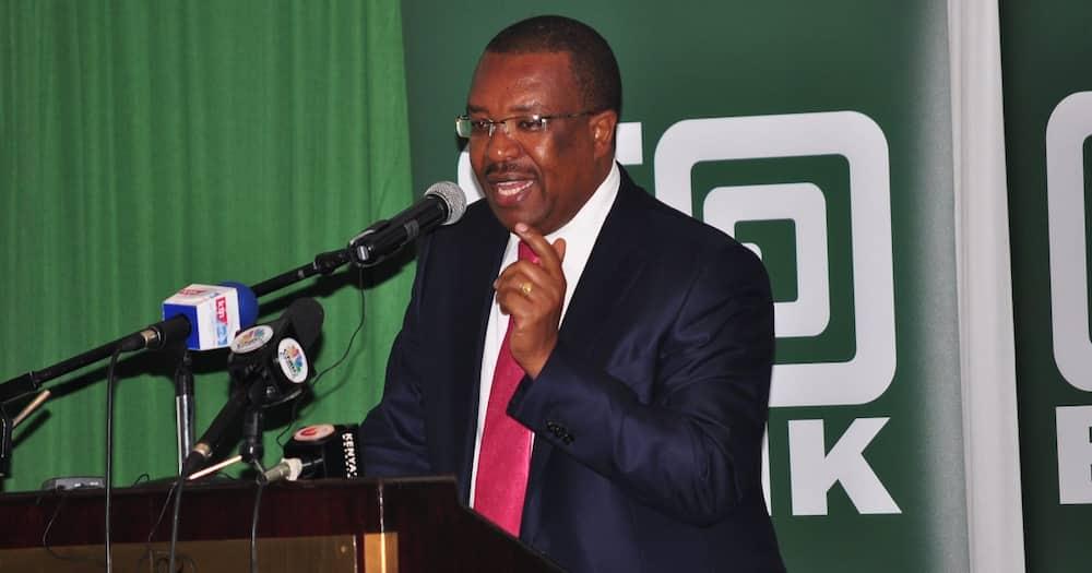 Co-op Bank CEO Gideon Muriuki was awarded a KSh 260.3 million bonus in 2020.
