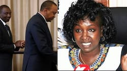 We are not going to walk out of Jubilee without a fight - Gladys Shollei declares