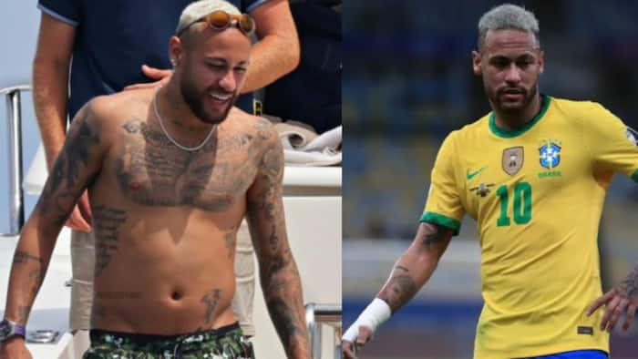 Neymar: Fans Express Concern Over Brazilian's Fitness After Holiday Photos Emerge