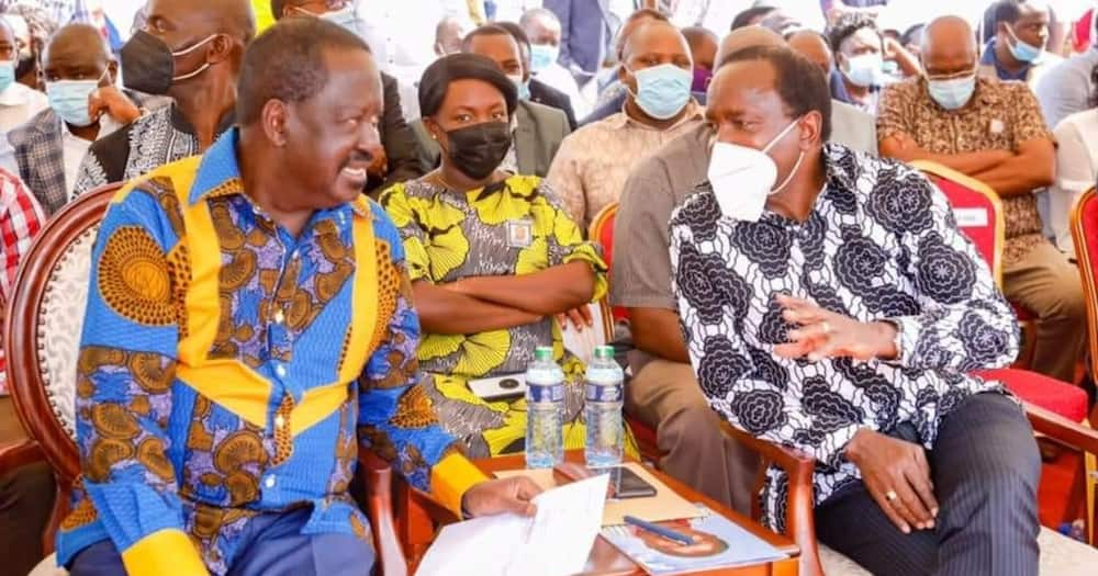 Muungane Ama DP Ruto Awachape Asubuhi na Mapema, Ngilu Awaambia Raila na Kalonzo