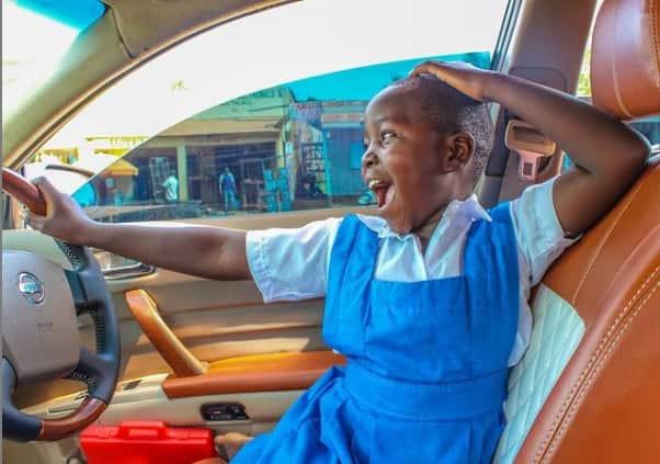 Bridget Bema appears on BBC after becoming huge sensation in Nigeria