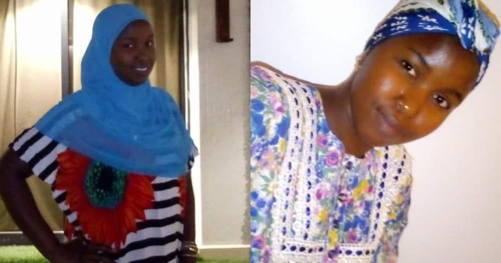 Felista Njambi, 21 year old Kenyan stuck in Saudi.