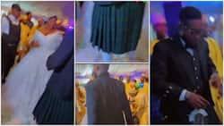Groom Wears Skirt to His Wedding Ceremony, Raises Eyebrows Online