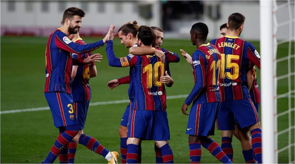 Barcelona vs Real Betis: Messi nets brace as Catalan giants win 5-2