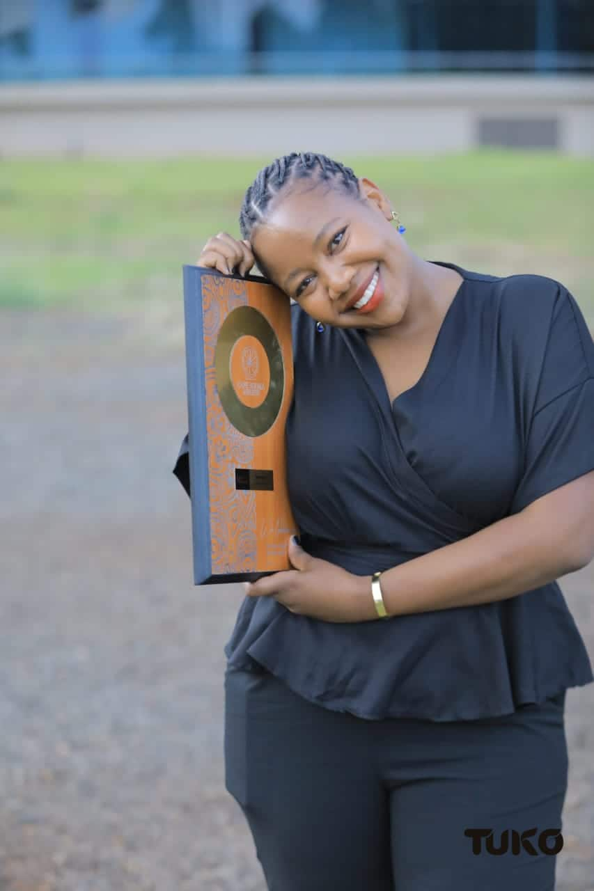 TUKO.co.ke's Lynn Ngugi scoops humanitarian award for life-changing stories