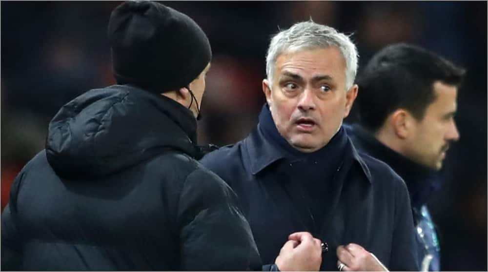 Tension at Tottenham as players turn on Mourinho after consecutive defeats