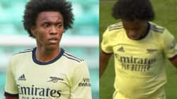 Willian: Fans Express Concern Over Arsenal Star's Fitness after Spotting Him in Pre-Season