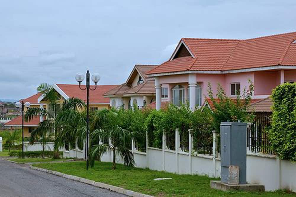 most beautiful neighbourhoods in Africa