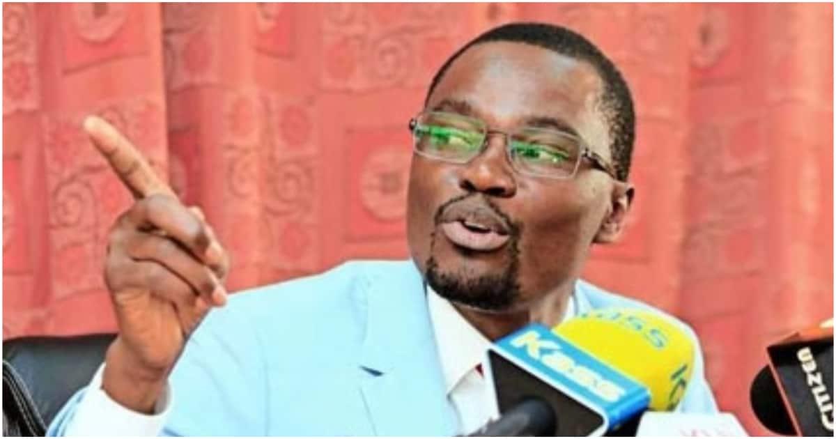 Kimilili MP takes stinging attack at Wafula Chebukati's tumultuous leadership of IEBC