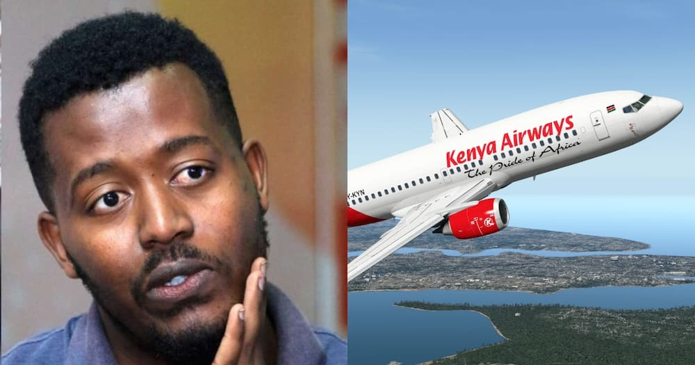 Gire Ali: 1 year on, whistleblower on Chinese aircraft landing at JKIA still on suspension