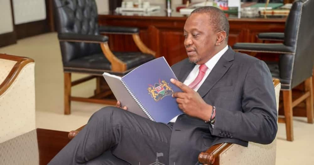 """Ahmednasir claims Kang'ata's BBI letter was edited for him: """"Uhuru is looking for exit strategy"""""""