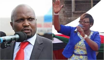 Kiambu Woman rep asks Moses Kuria join rehab because of his drinking