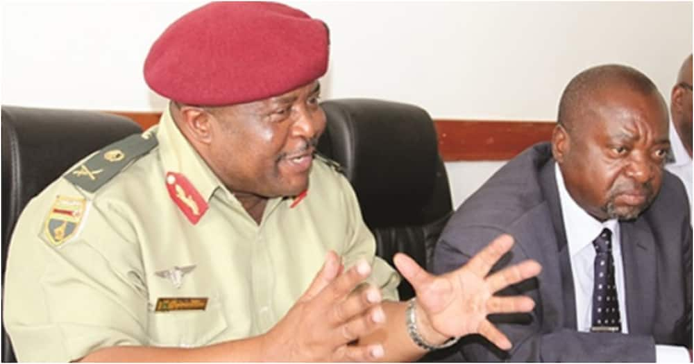 Army general who led coup to oust Robert Mugabe succumbs to COVID-19