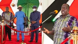 """Sitawania Urais"": Waziri Matiang'i Asema Ataunga Mkono Mgombea wa Handisheki"