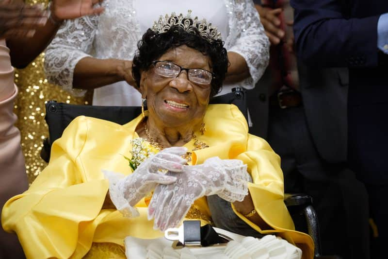 Alelia Murphy: Oldest living person in US dies at 114 years old