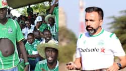 Gor Mahia's Portuguese Coach Says He Is Happy with 'Ochieng' Nickname by Fans
