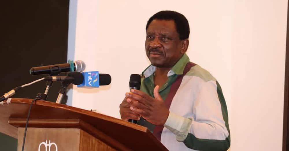 ODM Split: Raila Dismisses Claims He Plans to Kick out Orengo from Senate Leadership