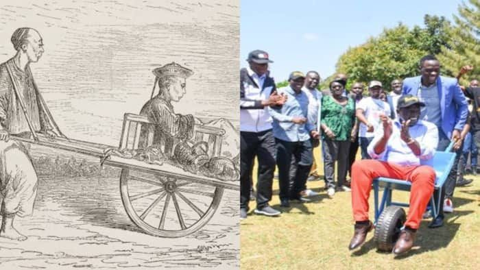 Mfahamu Mtu kutoka China Aliyevumbua Wilbaro Inayoimbwa na 'hustlers' wa DP Ruto