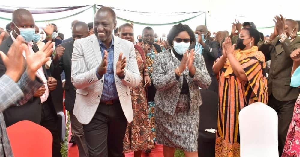 Gathoni Wamuchomba is the Kiambu woman rep.