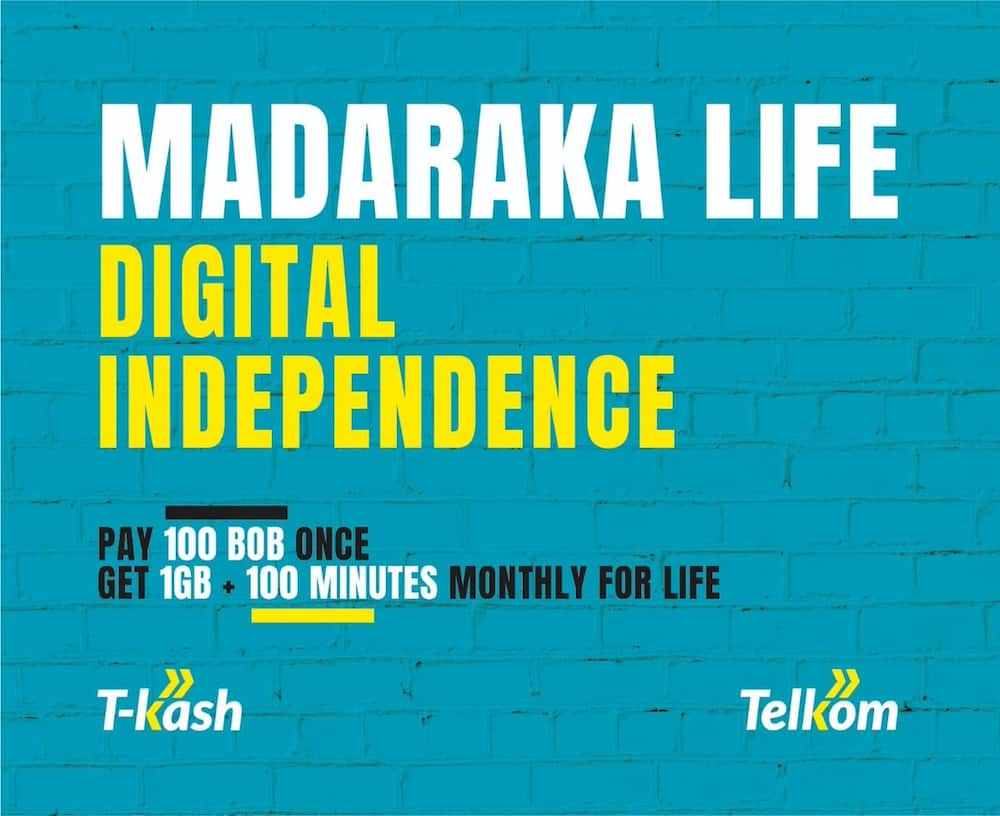 This is the first offering of its kind that gives Telkom bragging rights over other networks. Photo: Telkom.