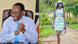 Ezekiel Mutua kumzawadi mwimbaji Akothee KSh50k kwa ujumbe wake kutia moyo