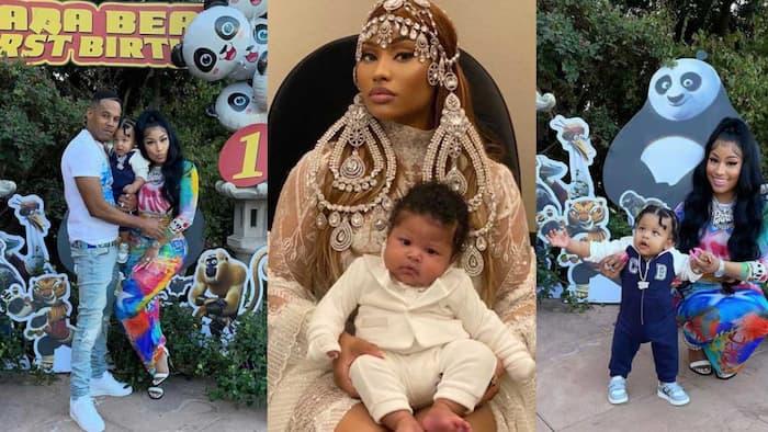 Nicki Minaj Shows Off Beautiful Kung Fu Panda-Themed Party She Threw on Son's 1st Birthday