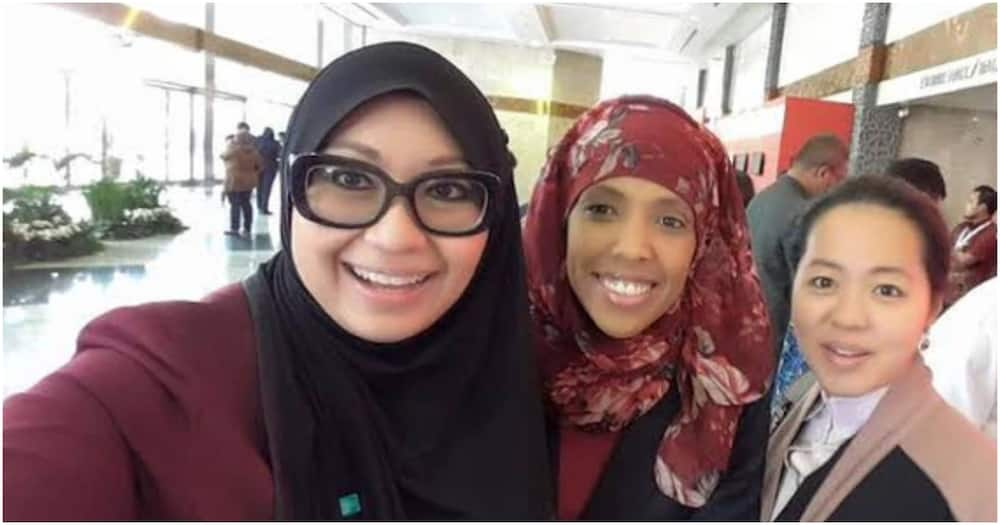Fiona is the founder of Muslim Women Tech, an NGO dedicated to promoting women's IT skills in Malaysia and Kenya.