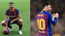 Sergio Aguero Discloses Amazing Reason That Made Him Reject Messi's No. 10 Jersey at Barca