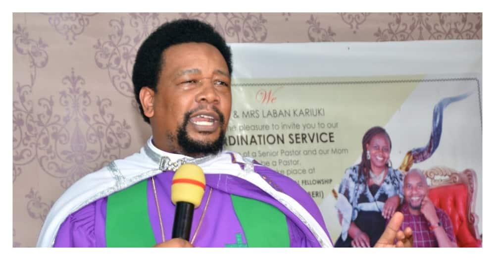 Pastor hits at President Uhuru Kenyatta over daring tribal remarks