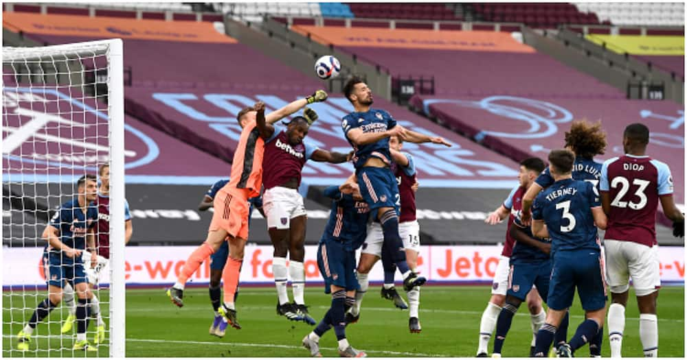 West Ham Surrender 3-0 Goal Lead as Arsenal Stage Comeback to Draw at London Stadium