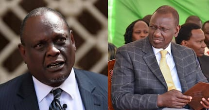 Jubilee vice chairman says he will move to Supreme Court to block Ruto's presidential bid