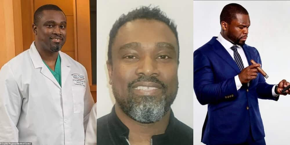 Ghanaian surgeon who saved 50 Cent's life in 2000 busted in GHC 170,375,000 fraud