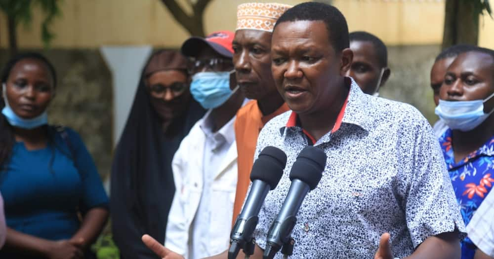 """Alfred Mutua Downplays Possibility of Working with Ruto: """"He's Been Accused of Division"""