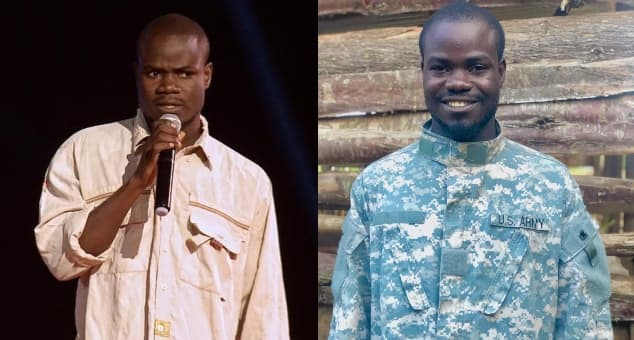 Comedian Mulamwah replaces his stolen motorbike with brand new one