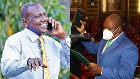 Mbunge wa Kabuchai aashiria Wetang'ula anapanga kuungana na DP Ruto