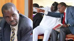 Moses Kuria on receiving end for blaming Raila over Gumbo's sacking from KNH board