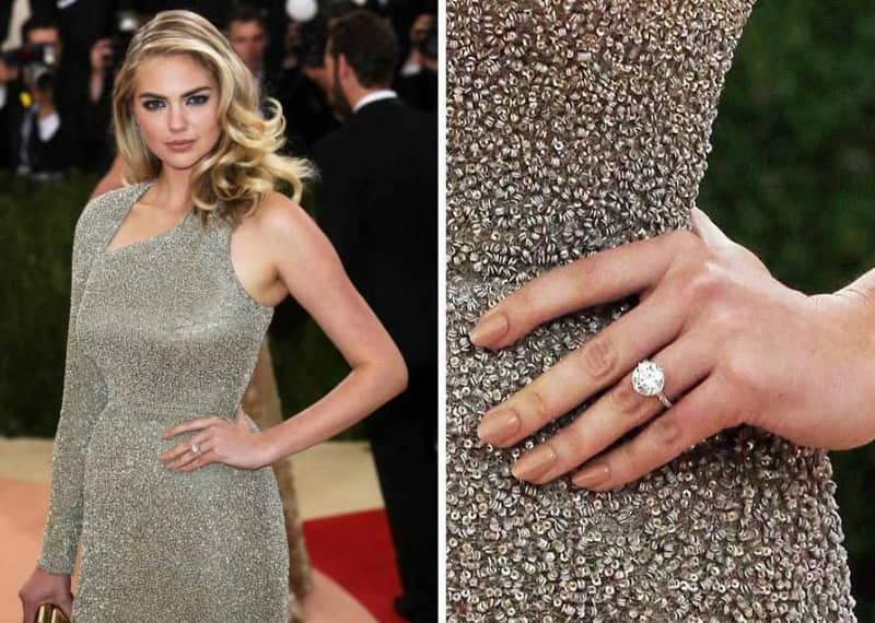 Which celebrity has the most expensive engagement ring?