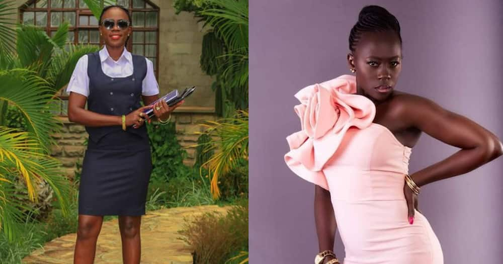 Akothee is getting a degree.