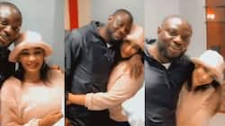 Zari, Lover Dark Stallion Reunite Days after She Insinuated They Were No Longer an Item