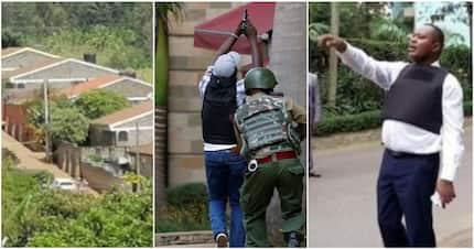 Two key suspects linked to 14 Riverside Drive attack arrested