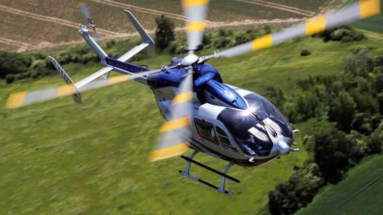 2 killed as KWS patrol aircraft crashes in Nanyuki
