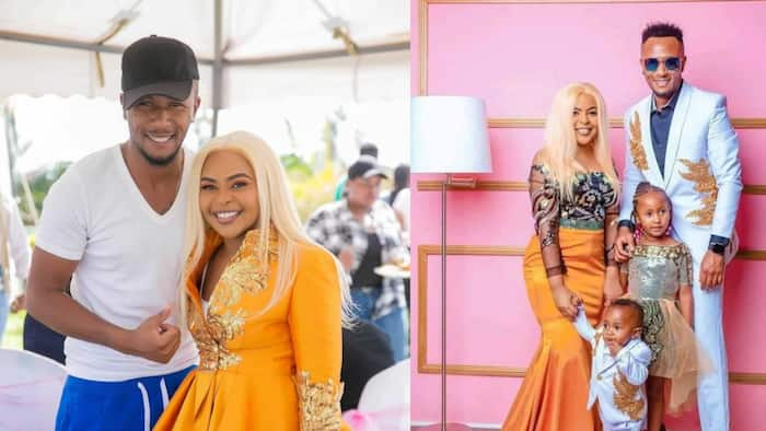 """Size 8 Thanks God for Her Kids Ladasha, Muraya Jnr: """"So Much to Be Grateful For"""""""