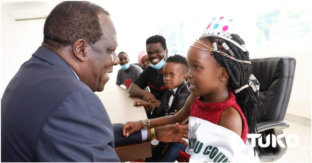 Vihiga: 6-Year-old Twins Selected to Represent Kenya at Little Miss and Mr United World in Spain