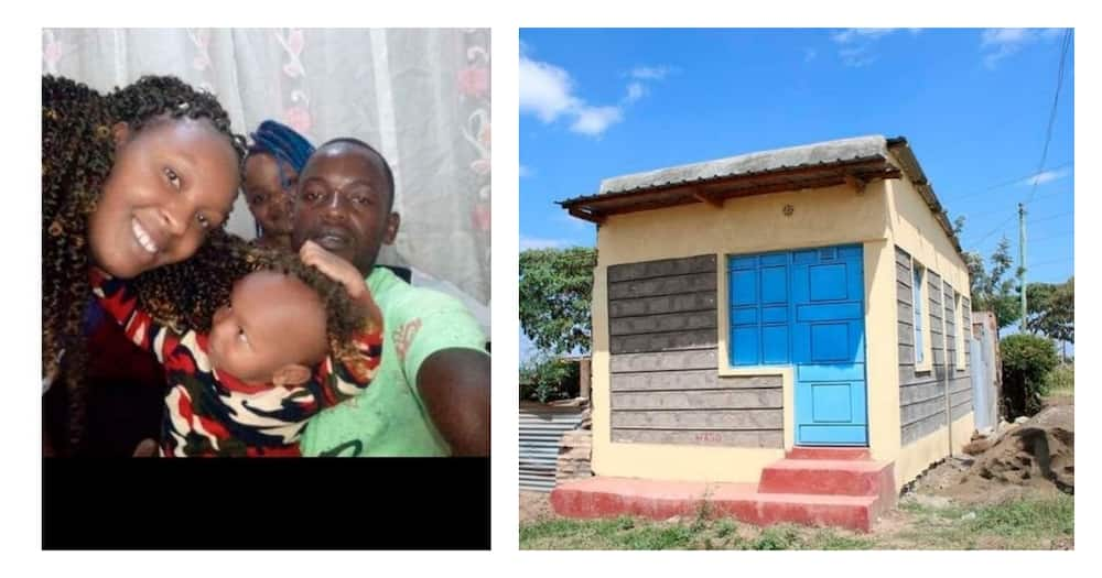 Young family perishes a day before moving into new house they built