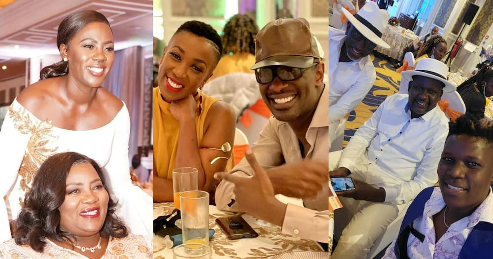 Akothee holds a colourful first-anniversary event for her foundation.