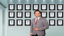 Ramkumar Sarangapani: Meet man who wants to break 100 Guinness World Records