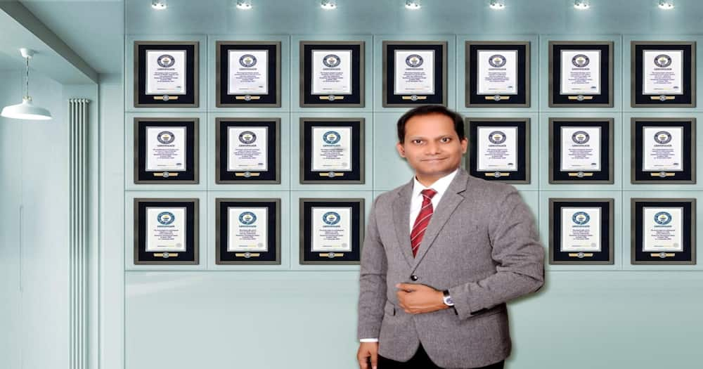 Ramkumar Sarangapani: Meet the man who wants to break 100 Guinness World Records